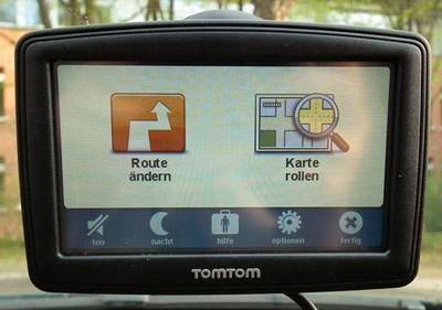 TomTom XL2 IQ Routes