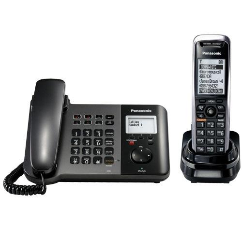 Panasonic KX-TGP550 VoIP telefoon met DECT