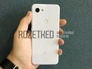 Uitgelekte foto's Pixel 3 'Lite'