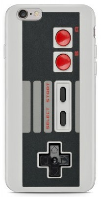 Just in Case iPhone 6/6S hoesje Nintendo Controller Classic