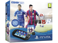 Goedkoopste Sony PlayStation Vita WiFi + FIFA 15 (Voucher) + 4GB Zwart