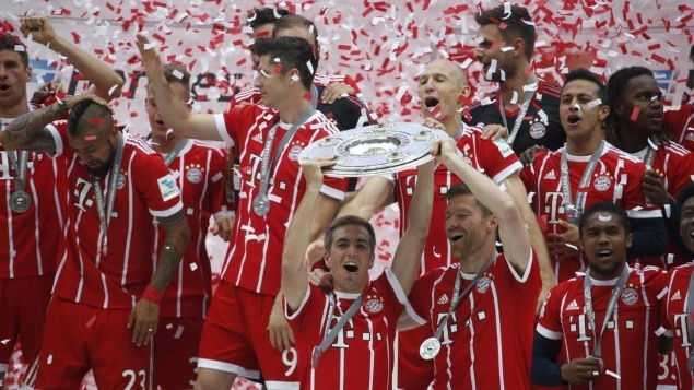 Bayern Munchen Kampioen