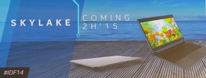 IDF2014 Skylake-bevestiging