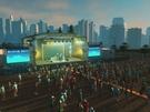 Concerten in Cities: Skylines