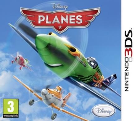 Planes, Nintendo 3DS