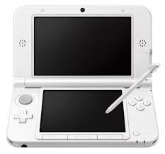 Nintendo DS 3DS XL Blauw, Wit