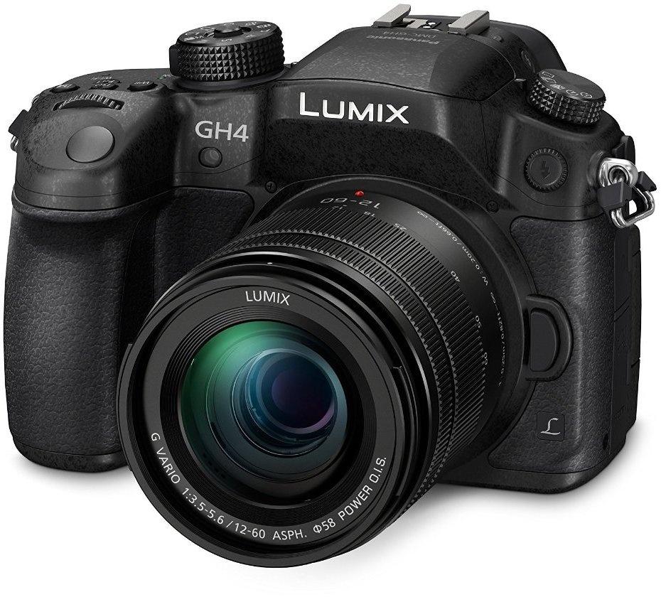 Panasonic Lumix G DMC-GH4 + Lumix G Vario 12-60mm f/3.5-5.6 ASPH Power OIS Zwart