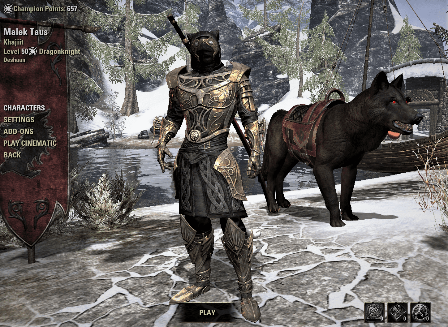 Show your character! - Page 58 — Elder Scrolls Online