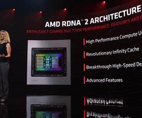 AMD Radeon RX 6000-presentatie