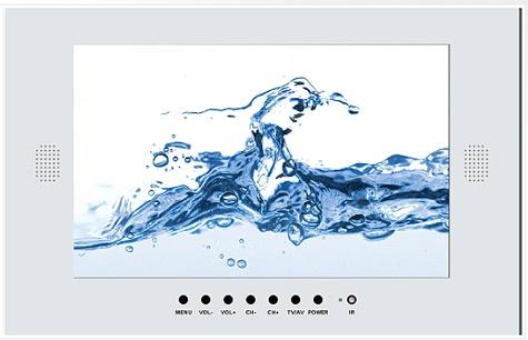 waterdichte BigSplash-toestellen