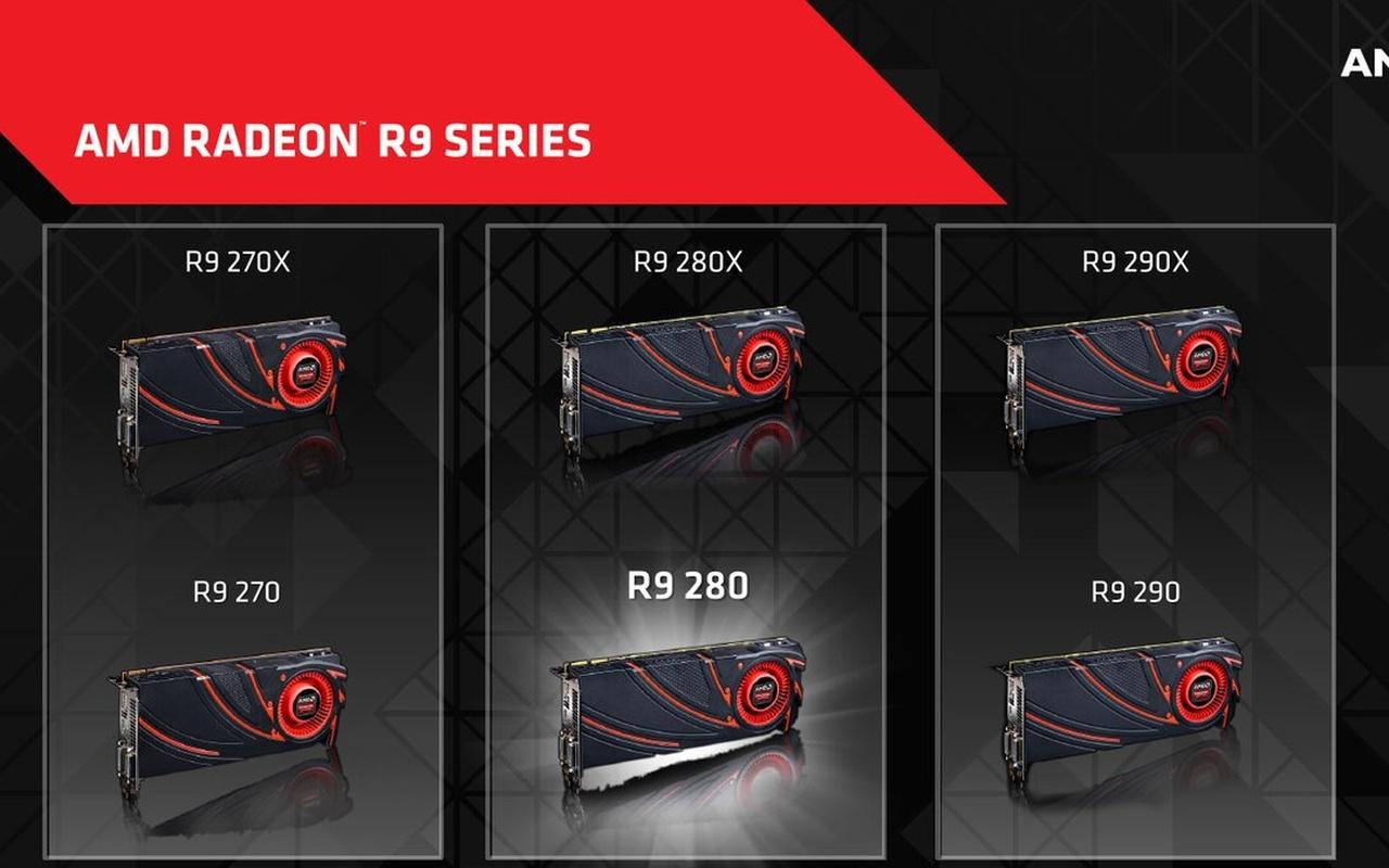 AMD Radeon R9 280