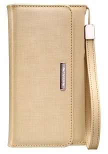Nillkin Bazaar Leather Case Apple iPhone 6 - leder hoesje - goud