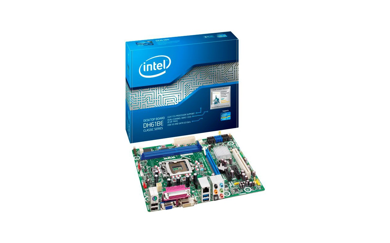 Support for Intel Processors