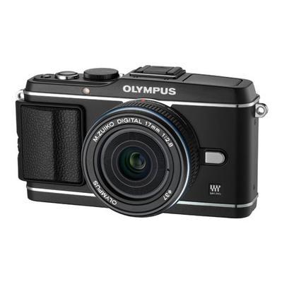 Olympus PEN E-P3 + M. ZD 17mm Pancake