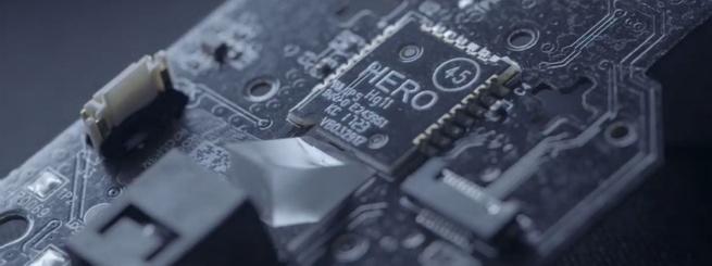 Logitech Hero Sensor