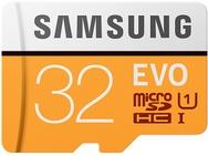 Goedkoopste Samsung MicroSDHC EVO 32GB
