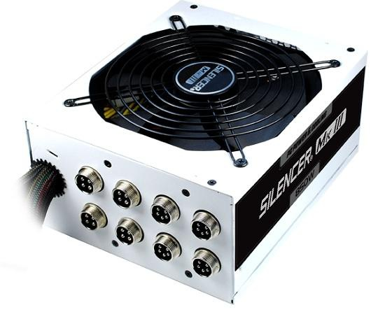 PC Power & Cooling Silencer Mk III 850W