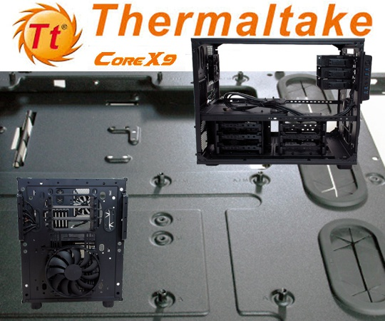 Core X9 Header