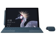 Microsoft Surface Pro (2017) Core i5, 4GB ram, 128GB ssd Zilver