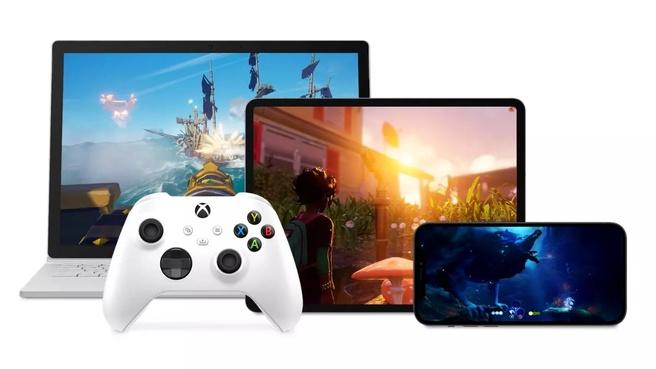 Microsoft Xbox Cloud Gaming Windows 10 iOS