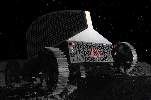 Astrobotics' Polaris