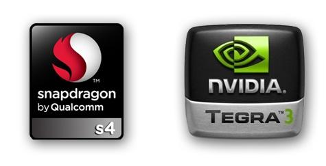 S4 vs Tegra 3