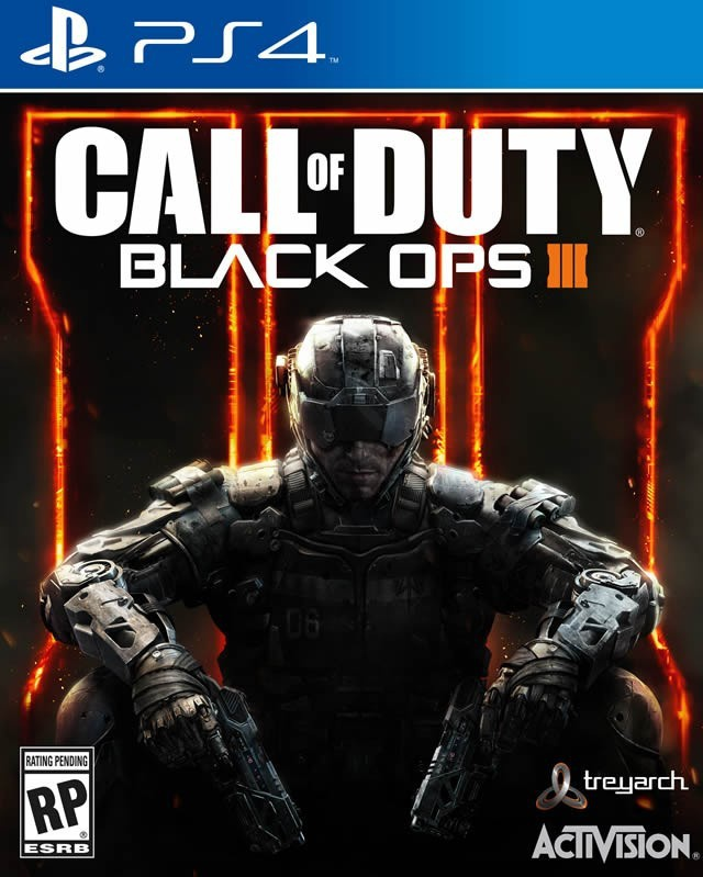 Call of Duty Black Ops III, PlayStation 4