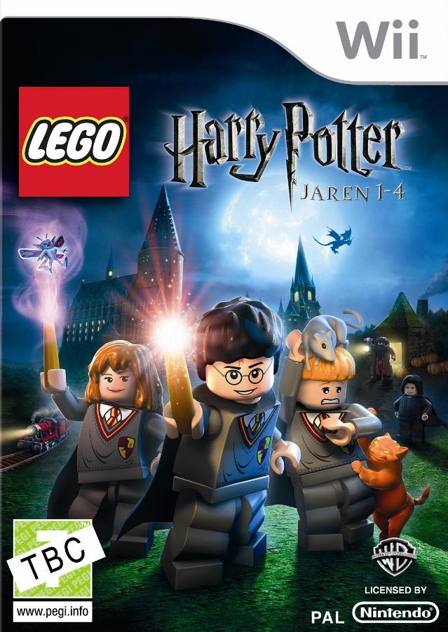 Lego Harry Potter - Years 1-4, Wii