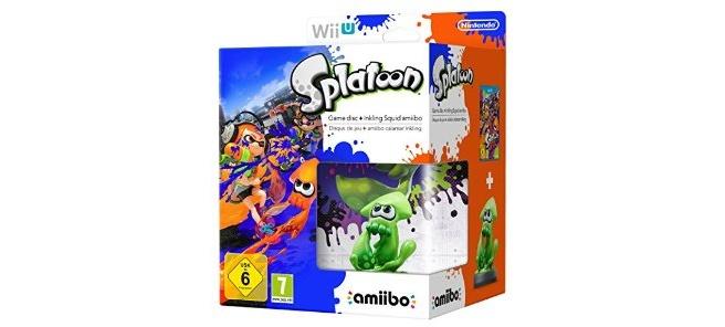 Amiibo Bundle Splatoon, Wii U