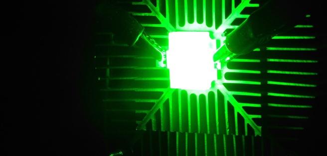 Quantum dot groen
