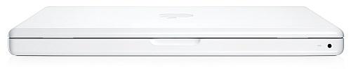 MacBook - wit - gesloten