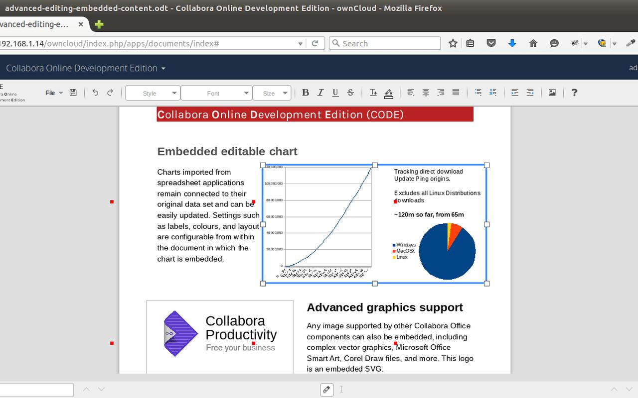 CODE LibreOffice Online