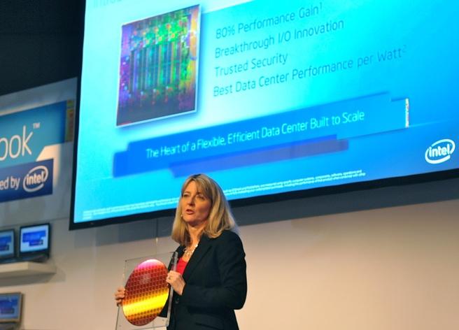 Intel E5-2600-introductie