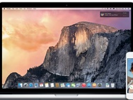 Apple OS X Yosemite continuity