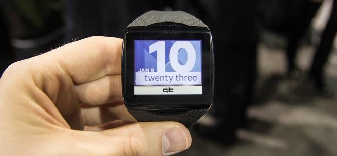 Qualcomm Toq-smartwatch