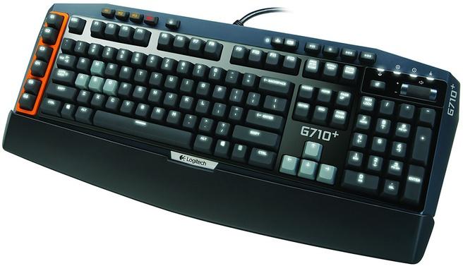 Logitech G710+ toetsenbord