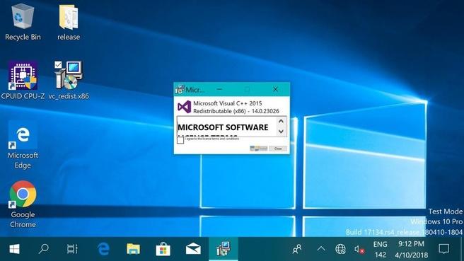 Windows 10 April Update op Lumia 950XL