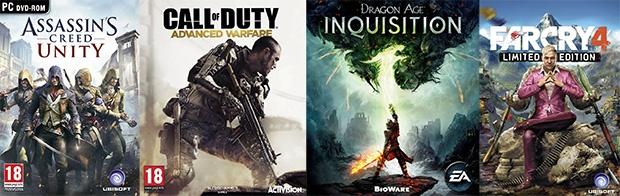 Games november