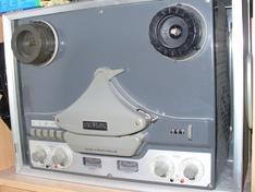 Revox G36 tapedeck 2-track