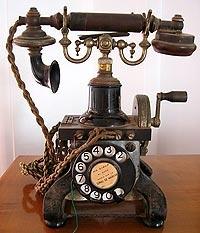 Oude telefoon