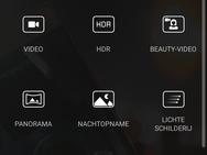 Camera-interface Huawei P9