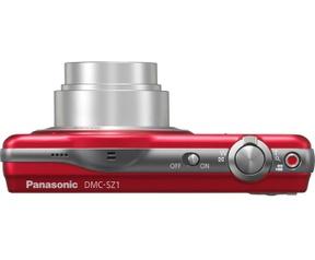 Panasonic Lumix DMC-SZ1 Rood