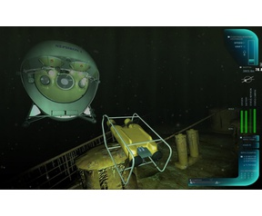 Dive to the Titanic: The Diving Simulator