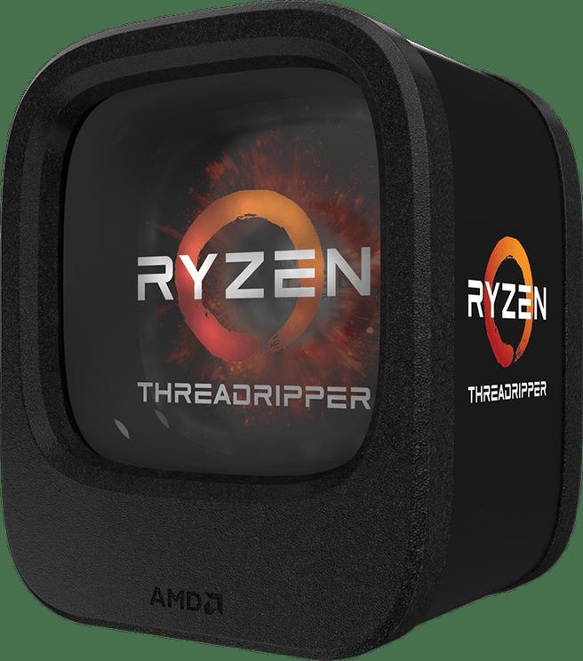 AMD Ryzen Threadripper Ryzen Threadripper 1900x Boxed