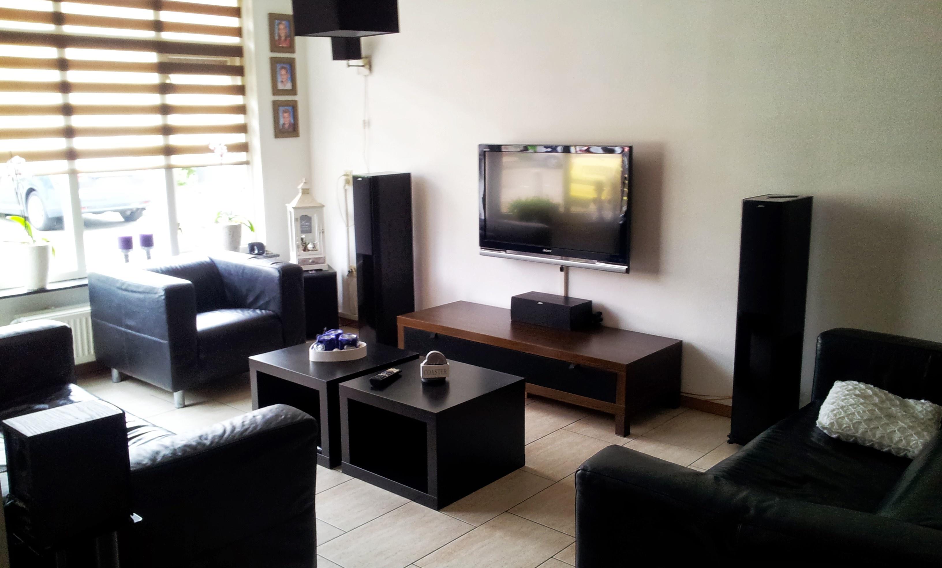 Post hier foto 39 s en specs van je home cinema deel 48 audio en hifi got - Fotos van woonkamer meubels ...