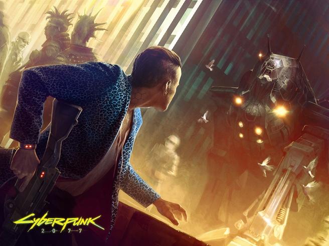 Cyberpunk 2070
