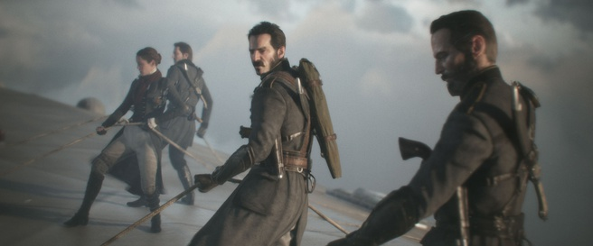 Preview The Order: 1886