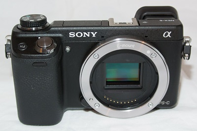 Sony NEX-6 inleiding