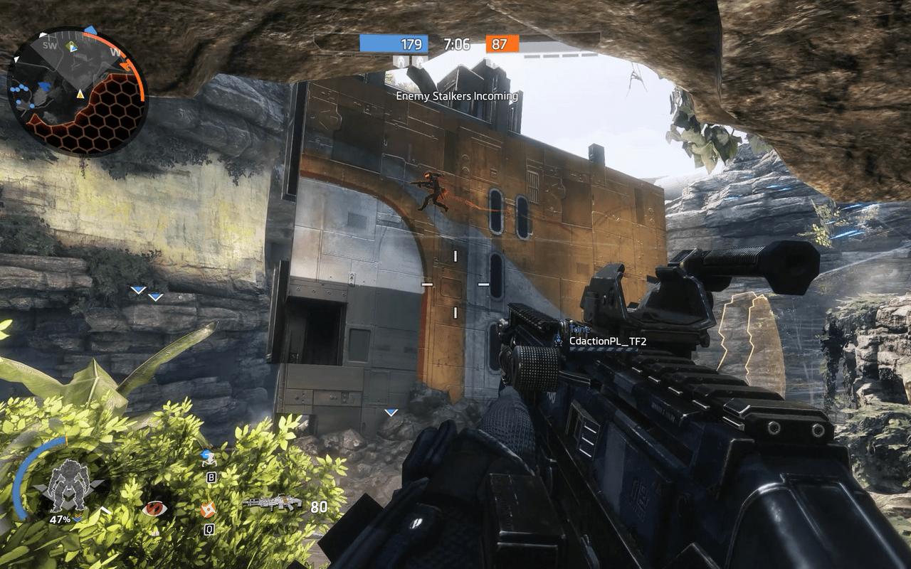 Titanfall 2 - multiplayer