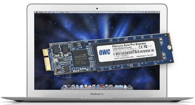 OWC  Mercury Aura Pro Express-ssd